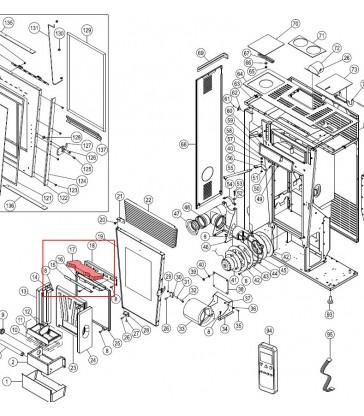 14707007 trasduttore pressione CLAM 05011566