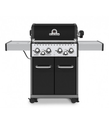 BARON 490, barbecue a GAS Broil King