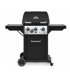 ROYAL 340, barbecue a GAS Broil King